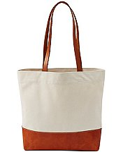 Handcrafted Canvas Tote by Hanna Andersson
