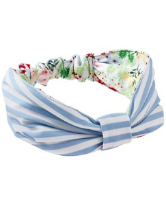 Reversible Swimmy Headband by Hanna Andersson