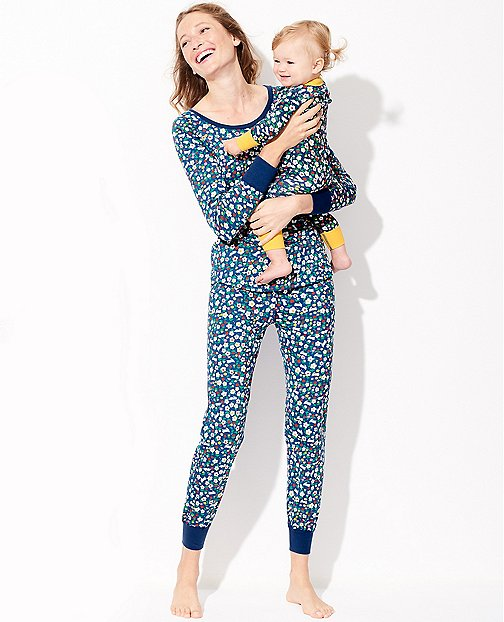 Women's Love, Hanna Pima Cotton PJ Set by Hanna Andersson