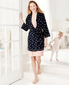 Love, Hanna Pima Cotton Robe by Hanna Andersson