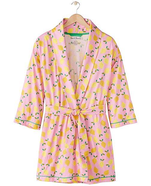 Women Love, Hanna Pima Cotton Robe by Hanna Andersson