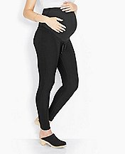 Women's Maternity Signature Leggings by Hanna Andersson