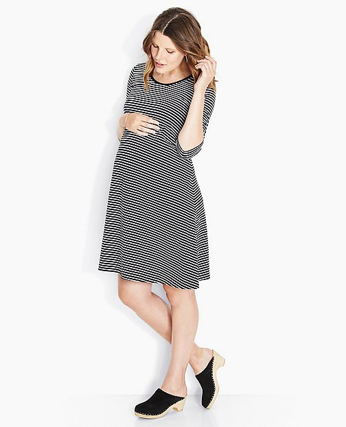 Maternity And Beyond Dress by Hanna Andersson