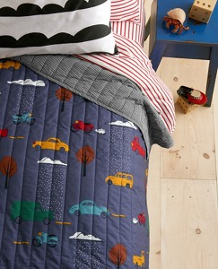 Reversible Daytripper Quilt by Hanna Andersson