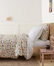 HannaSoft™ Bloom Time Duvet Cover by Hanna Andersson