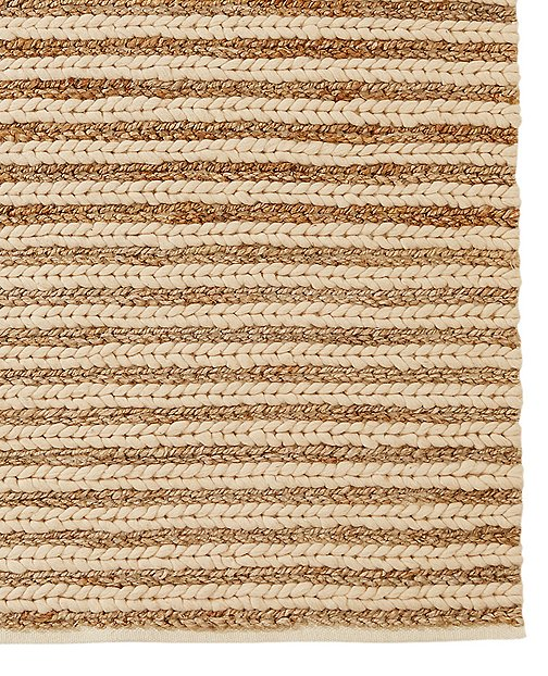 Softest Ever Jute Rug by Hanna Andersson
