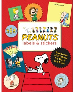 Peanuts Labels & Stickers by Hanna Andersson