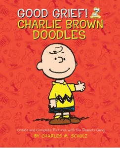 Charlie Brown Doodle Book by Charles Schultz