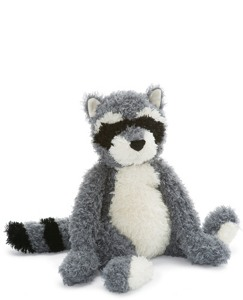 Rafferty Racoon By Jellycat