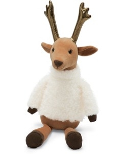 Divine Reindeer By Jellycat