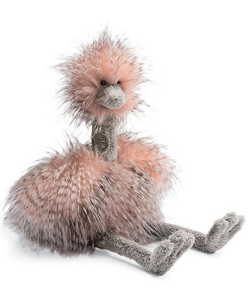 Odette Ostrich By Jellycat