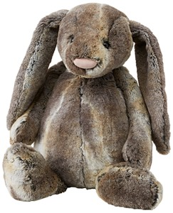 Huge Woodland Bunny By Jellycat