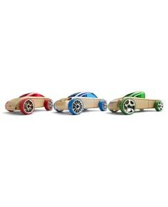 Automoblox Mini Cars 3 Pack by Hanna Andersson