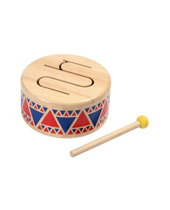 Wooden Drum by Plan Toys
