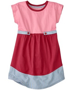 Stripe It Up Dress by Hanna Andersson