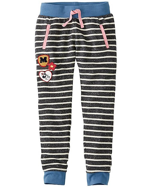 Disney Mickey Mouse Skinny Sweats by Hanna Andersson