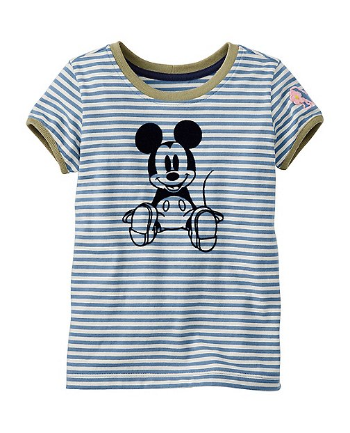 Disney Mickey Mouse Art Tee by Hanna Andersson