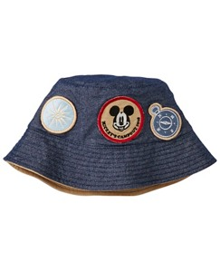 Disney Mickey Mouse Reversible Bucket Hat by Hanna Andersson