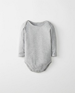 First Layer One Piece In Organic Cotton by Hanna Andersson