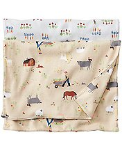 Burp Cloth Set In Organic Cotton by Hanna Andersson
