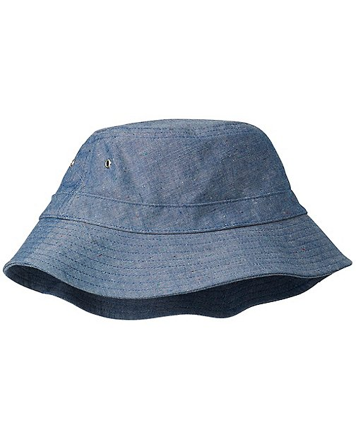 Chambray Bucket Hat by Hanna Andersson