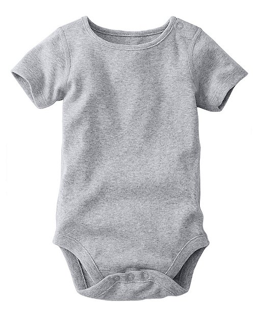 Boys Grow With Me One Piece In Organic Cotton by Hanna Andersson