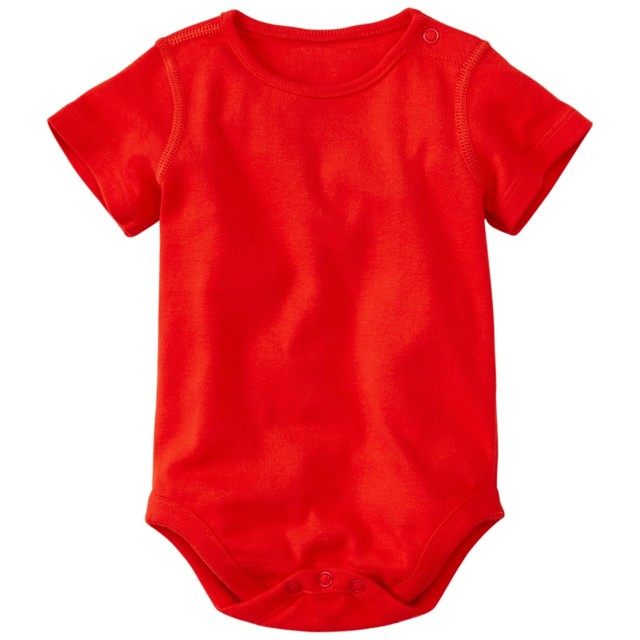 Baby Grow With Me One Piece In Organic Cotton by Hanna Andersson