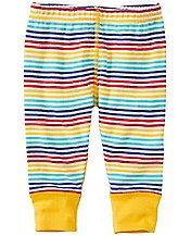 Baby Wiggle Pants In Organic Cotton by Hanna Andersson