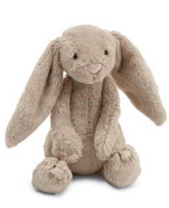 Small Bashful Beige Bunny By Jellycat
