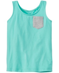 Forget Me Knot Tank by Hanna Andersson