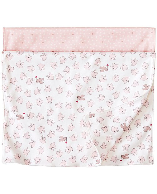 Baby Burp Cloth Set In Organic Pima Cotton by Hanna Andersson