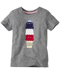 Get Appy Appliqué Tee by Hanna Andersson