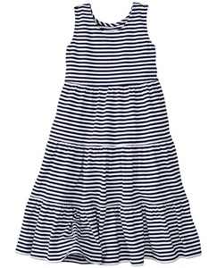 Twirl Girl Racerback Dress by Hanna Andersson