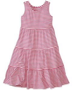 Twirl Girl Racerback Dress by Hanna Andersson