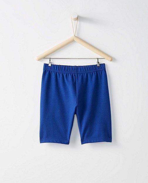 Bright Kids Basics Bike Shorts by Hanna Andersson