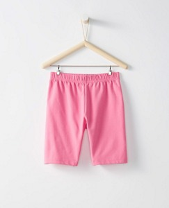 Girls Bright Kids Basics Bike Shorts by Hanna Andersson
