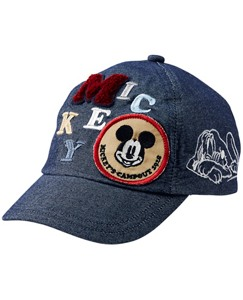 Disney Mickey Mouse Baseball Cap by Hanna Andersson