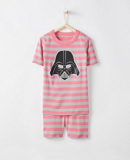 Star Wars™ Kids Short John Pajamas In Organic Cotton by Hanna Andersson
