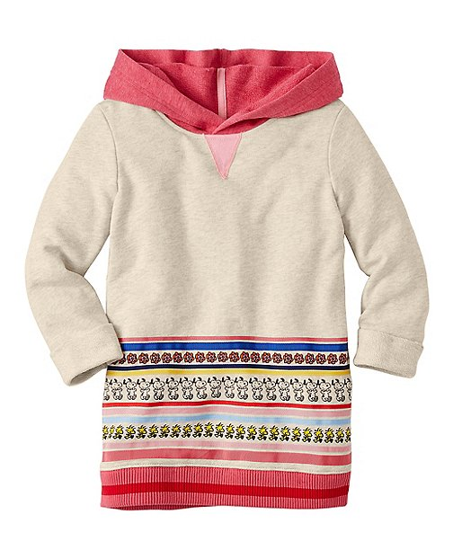 Peanuts Hoodie Sweatshirt In 100% Cotton by Hanna Andersson