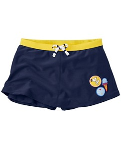 Peanuts Swim Skirt by Hanna Andersson