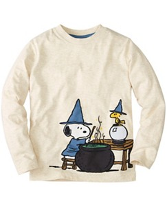 Boys Peanuts Tee In Supersoft Jersey by Hanna Andersson
