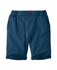 Boys Metro Shorts In Supersoft French Terry by Hanna Andersson