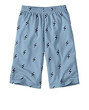 Boys Sleep Shorts In Dreamy Poly by Hanna Andersson