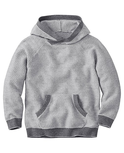 Boys Supersoft Sweater Hoodie by Hanna Andersson