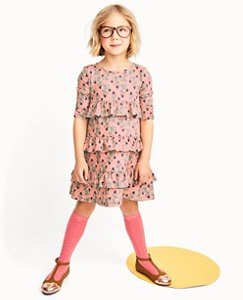 Girls Ruffle It Up Dress by Hanna Andersson