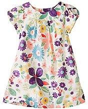 Girls Petal Poplin Tunic Dress by Hanna Andersson