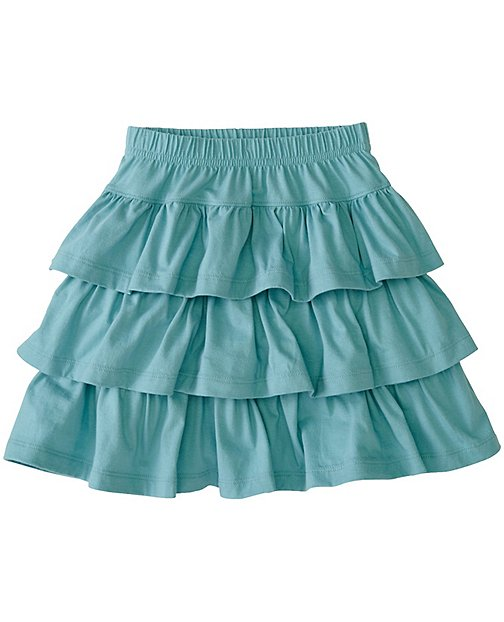 Girls Ruffle & Twirl Skirt by Hanna Andersson