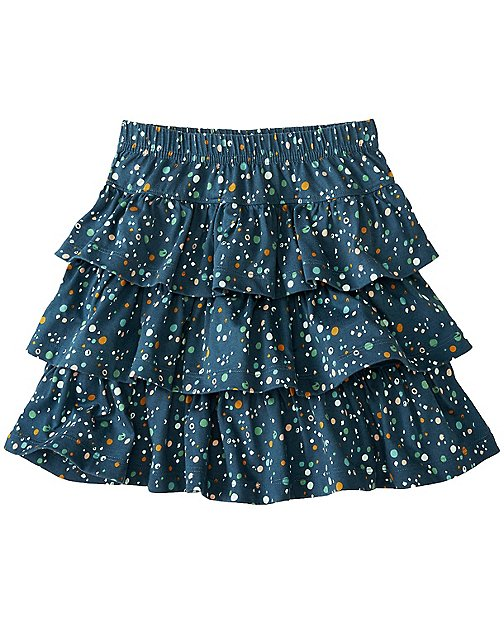 Girls Ruffle & Twirl Skirt by Hanna Andersson