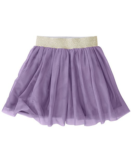 Girls Twirl Happy Tulle Skirt by Hanna Andersson