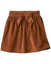 Girls Twirl A Lot Pincord Skirt by Hanna Andersson